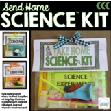 Send Home Science!™ Amazing Kits to Extend Science Learning at Home