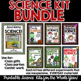 Send Home Science Kit Bundle (DISTANCE LEARNING STEM)