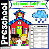 Send Home Sub Plan - Week 1