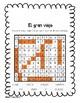 Senderos 1st Grade Unit 4 Sopa de letras, Word Search