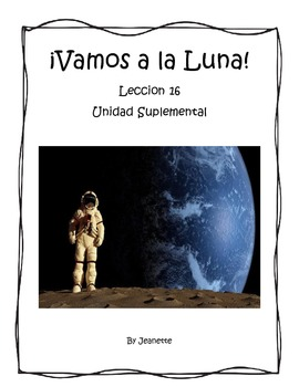 Senderos Lesson 16 - Supplemental Unit - Spanish