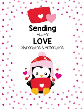 Sending All My Love - Synonym and Antonym Pack