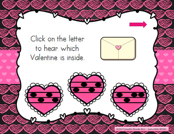 Sending all my Love - Valentine Aural melody practice {sol mi}