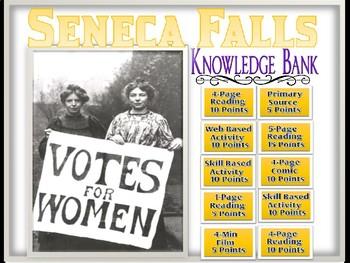 Seneca Falls (Women's' Rights) Digital Knowledge Bank