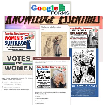Seneca Falls (Women's Suffrage) Knowledge Essentials