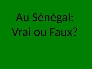 Senegal Culture Powerpoint
