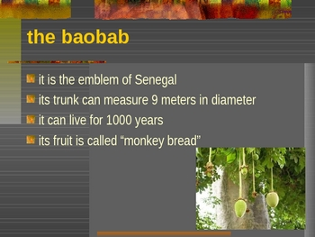 Senegal power point in English