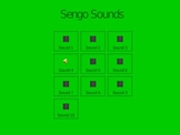 """Sengo"" BINGO Game PowerPoint"