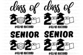 Senior 2020 SVG, Class Of 2020 SVG, Graduation 2020 SVG Cu