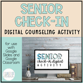 Senior Check-In Digital Counseling Activity