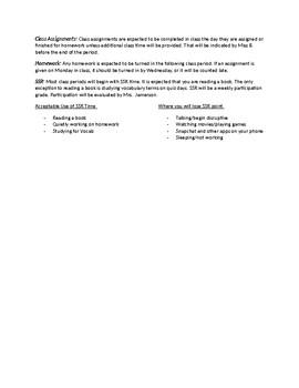 Senior Composition Syllabus