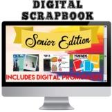Senior Digital Scrapbook Memory Book Virtual Prom