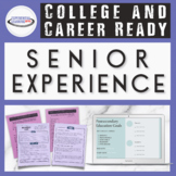 Senior Project for High School Students {Printable and Digital}