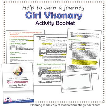 Senior Girl Scout GirlTopia Journey Complete Guide