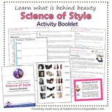 Senior Girl Scout Science of Style Badge Complete Booklet