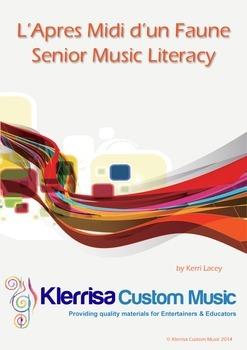 Senior Literacy - L'Apres Midi d'un Faune