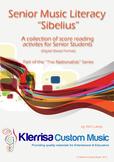 Senior Music Literacy - The Nationalists - Sibelius
