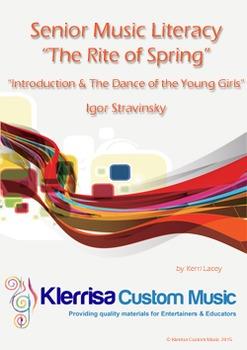 Senior Music Literacy - The Rite of Spring