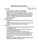 Senior PE: Track and Field intro lesson: World Record Challenge!
