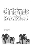 Senior Primary Christmas Booklet
