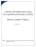 Senior Project CDOS (14+ Work-Based Learning Hours)