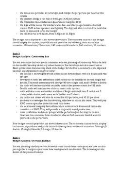 Senior School General Assignment