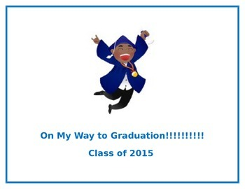 Seniors misbehaving???? Tracking their path towards graduation!