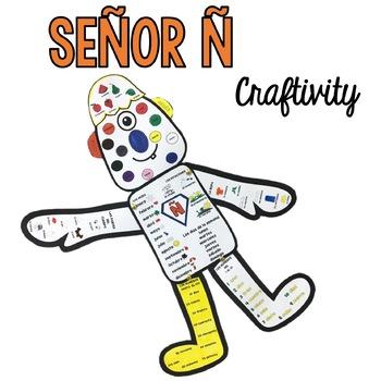 Señor Ñ {End of School Year Craftivity}