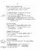 Sensation & Perception Lecture Notes