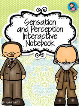 Sensation and Perception Interactive Notebook