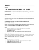Sensation and Perception: Sensory Stations Lab