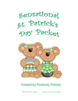 Sensational Saint Patrick's Day Packet