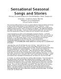 Sensational Seasonal Songs and Stories
