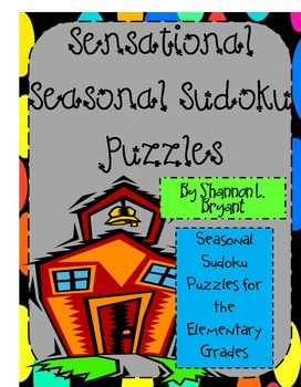 Elementary Sudoku for the Entire Year