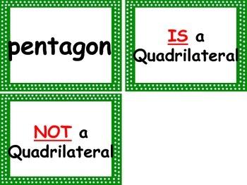 Sensational Shapes and Quirky Quadrilaterals