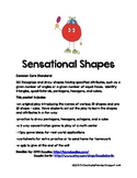 Sensational Shapes