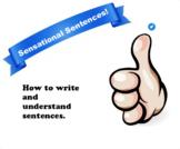 Sensational Simple Sentences