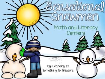 Sensational Snowmen: A Common Core Aligned Math and Literacy Unit