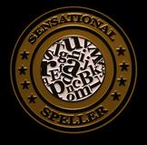 Sensational Speller Medal