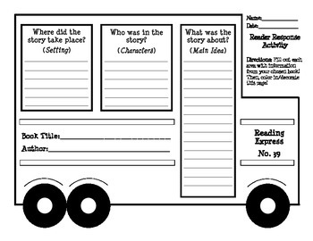 Sensational Stories! Graphic Organizers For Group and Individual Use