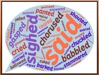 Super Synonyms! - Try Another Word - Resources to develop creative writing