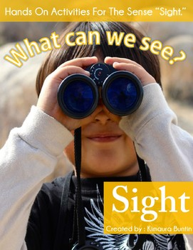 The Five Senses: Sight