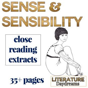 Sense and Sensibility Close Reading Passages