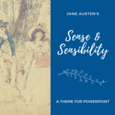 SENSE AND SENSIBILITY Theme for PowerPoint