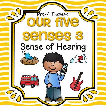 Sense of Hearing Preschool
