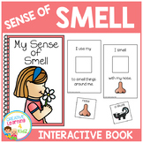 Sense of Smell Interactive Book