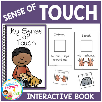 Sense of Touch Interactive Book