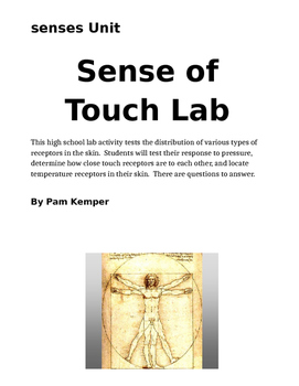 Sense of Touch Lab