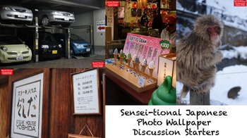 Sensei-tional Japanese Photo Wallpaper Discussion Starters