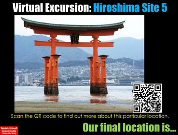 Sensei-tional Virtual Excursion: Hiroshima in Japan